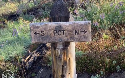 PCT: Day 149