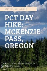 McKenzie Pass