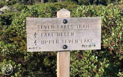 PCT: Day 108