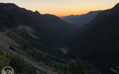 PCT: Day 154