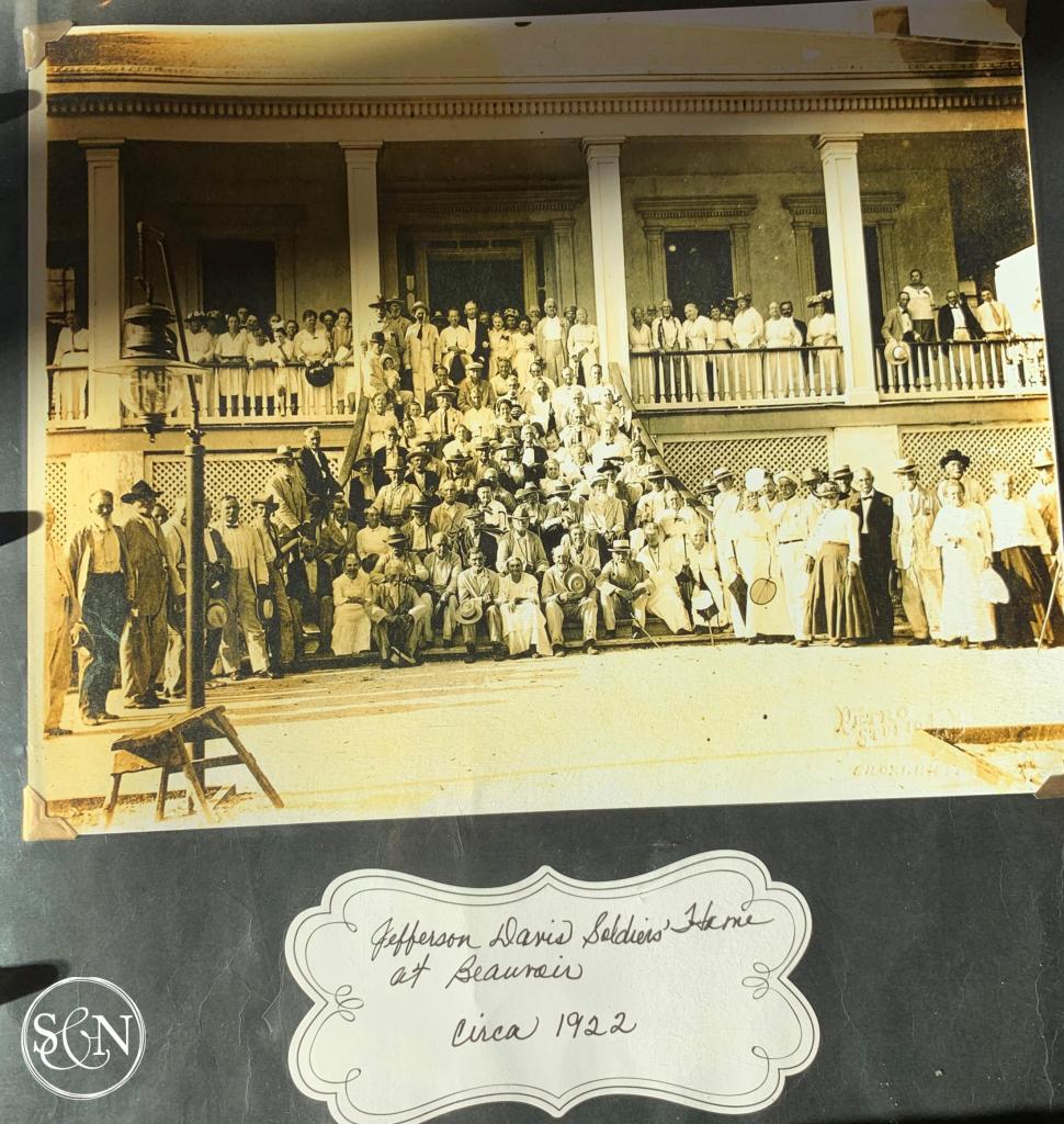 Jefferson Davis Soldier's Home