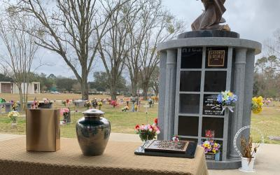 And Yet Another Cemetery Visit