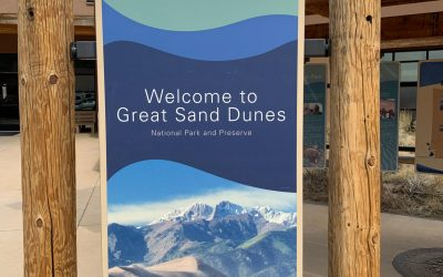 Great Sand Dunes National Park: Awesomeness