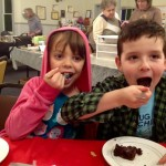 Future CEO's of Bug Co.?Terry Lynn's Bug Brownies (From Kim)