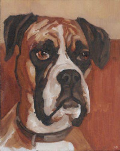boxer-dog-oil-painting-stevebeadleart