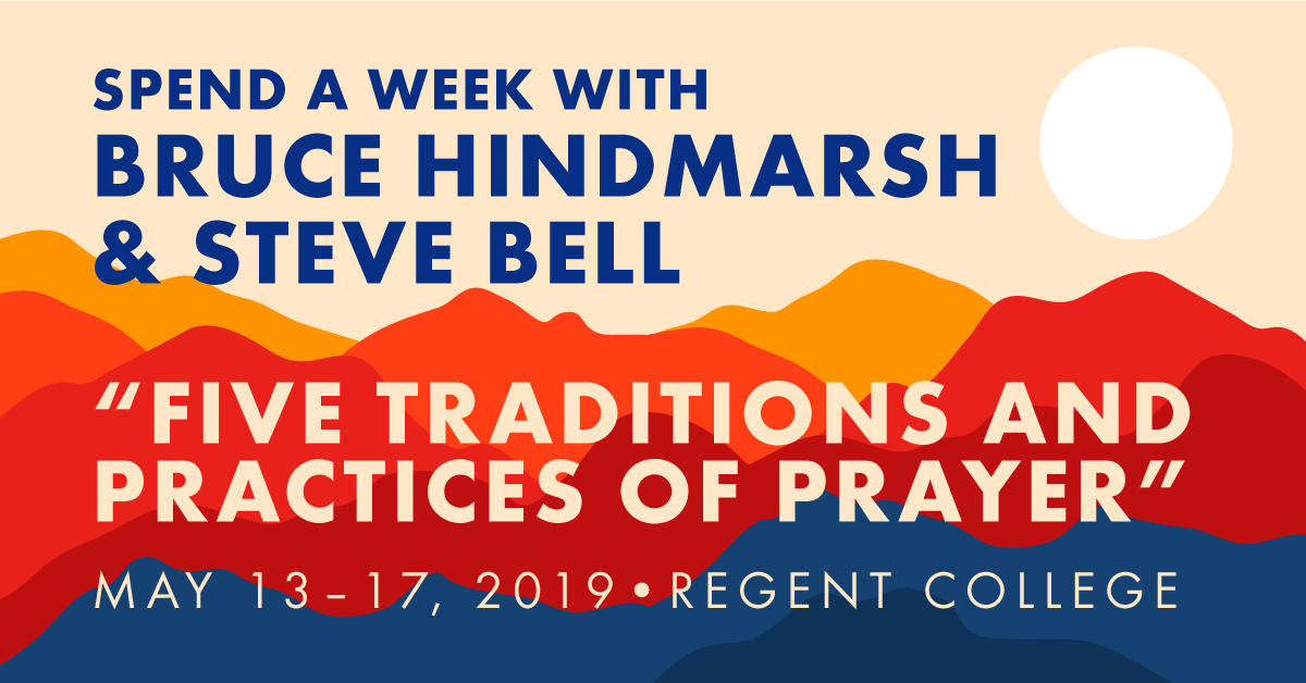 Five Traditions and Practices of Prayer Banner