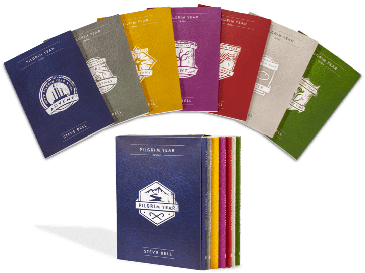 Pilgrim Year Books and Box Set