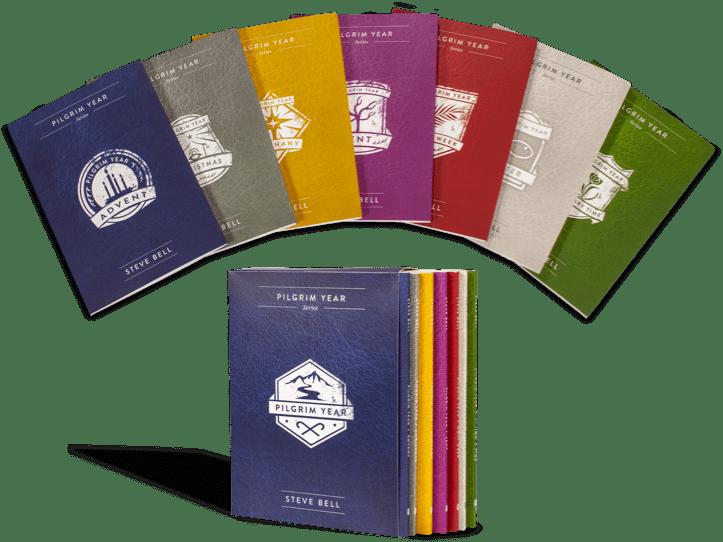 Pilgrim Year Books and Box Set