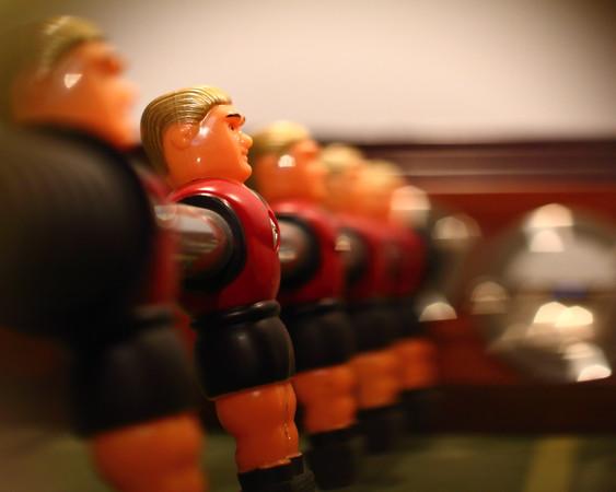 Foosball Front Line
