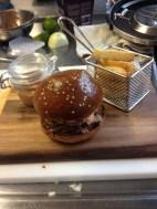 Pulled pork and Kimchi-slaw slider (3rd Prize)