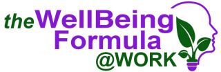 Logo - The Well Being Formula @ Work