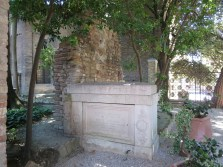 Ravenna: This is where Dante's actual remains were accidentally discovered in a church wall in 1865.