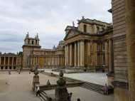 Blenheim Palace.