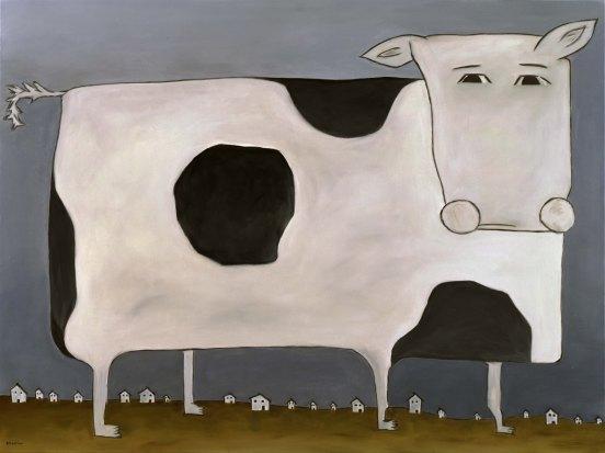 Huge Cow