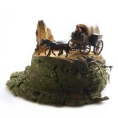 Chuck Wagon crossing The Great Scots Pine