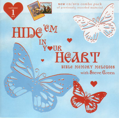 Hide'em In Your Heart Vol. 1 Steve Green