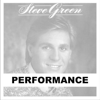 Steve Green Performance Tracks