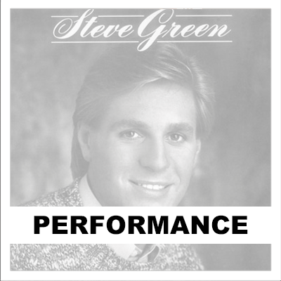 Steve Green Performance Tracks