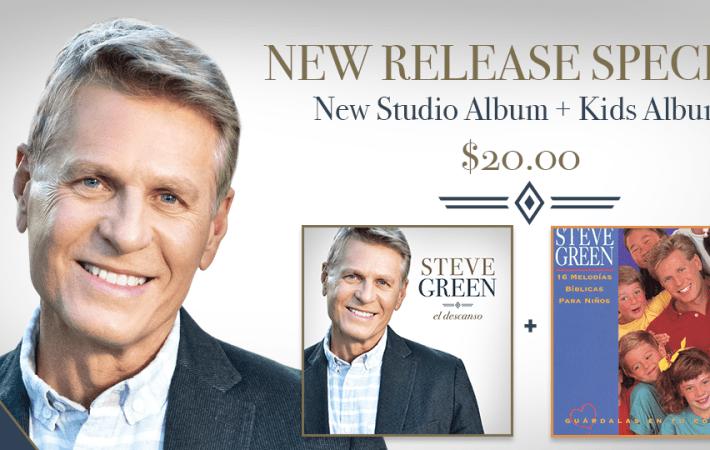 Release el descanso 2019 by Steve Green