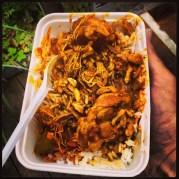 Spicy Cajun Chicken...