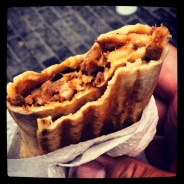 Turkish Lamb Wrap ...