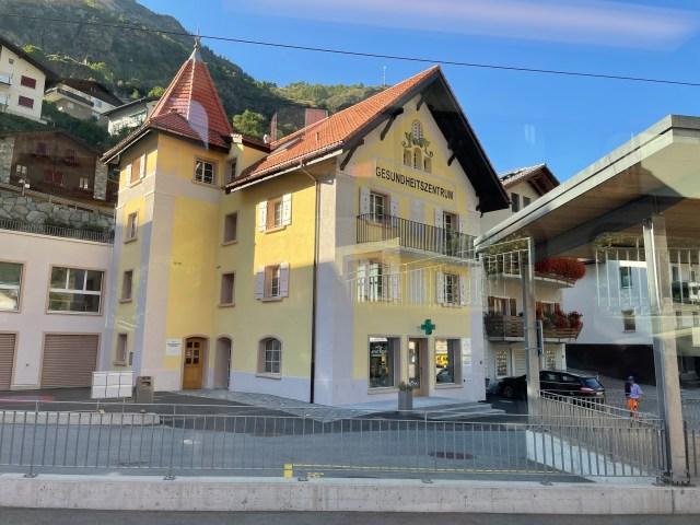 Station at Gesundheitzentrum