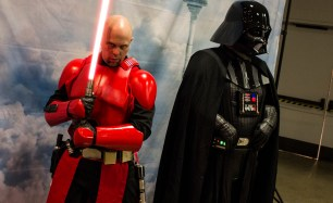 Sith and Vader