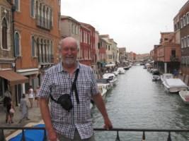 Me in Murano