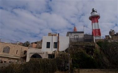 Jaffa's lighthouse