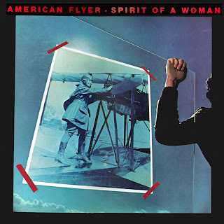 American Flyer - Spirit Of A Woman - Front