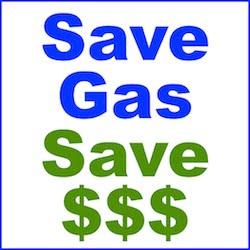 Save Gas, Save Money, Image by Steve Kaye