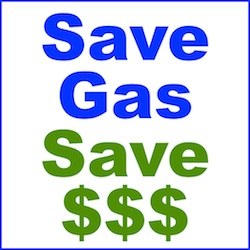 Save Gas, Save Money, Image by Steve Kaye