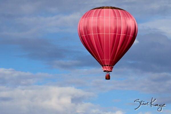 Albuquerque Balloon Festival, Oct. 2016