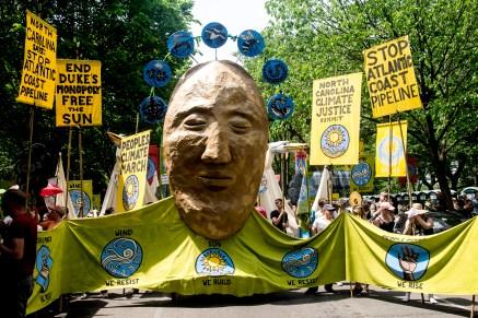 North Carolina climate justice