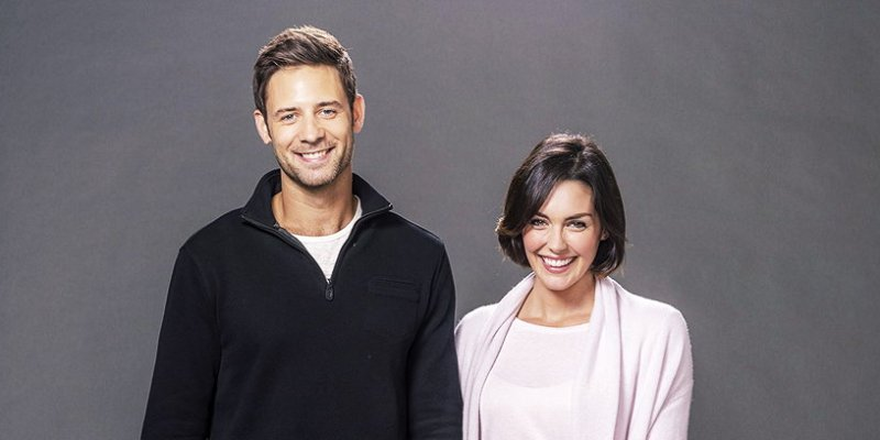 Promotional Shoot and Additional Stills from Hallmark Channel's 'The Art of Us'