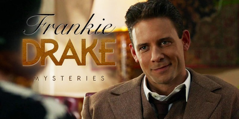 Frankie Drake Mysteries: 1×01 'Mother of Pearl' Captures