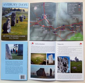Inside Avebury Days walking tour of Avebury Book