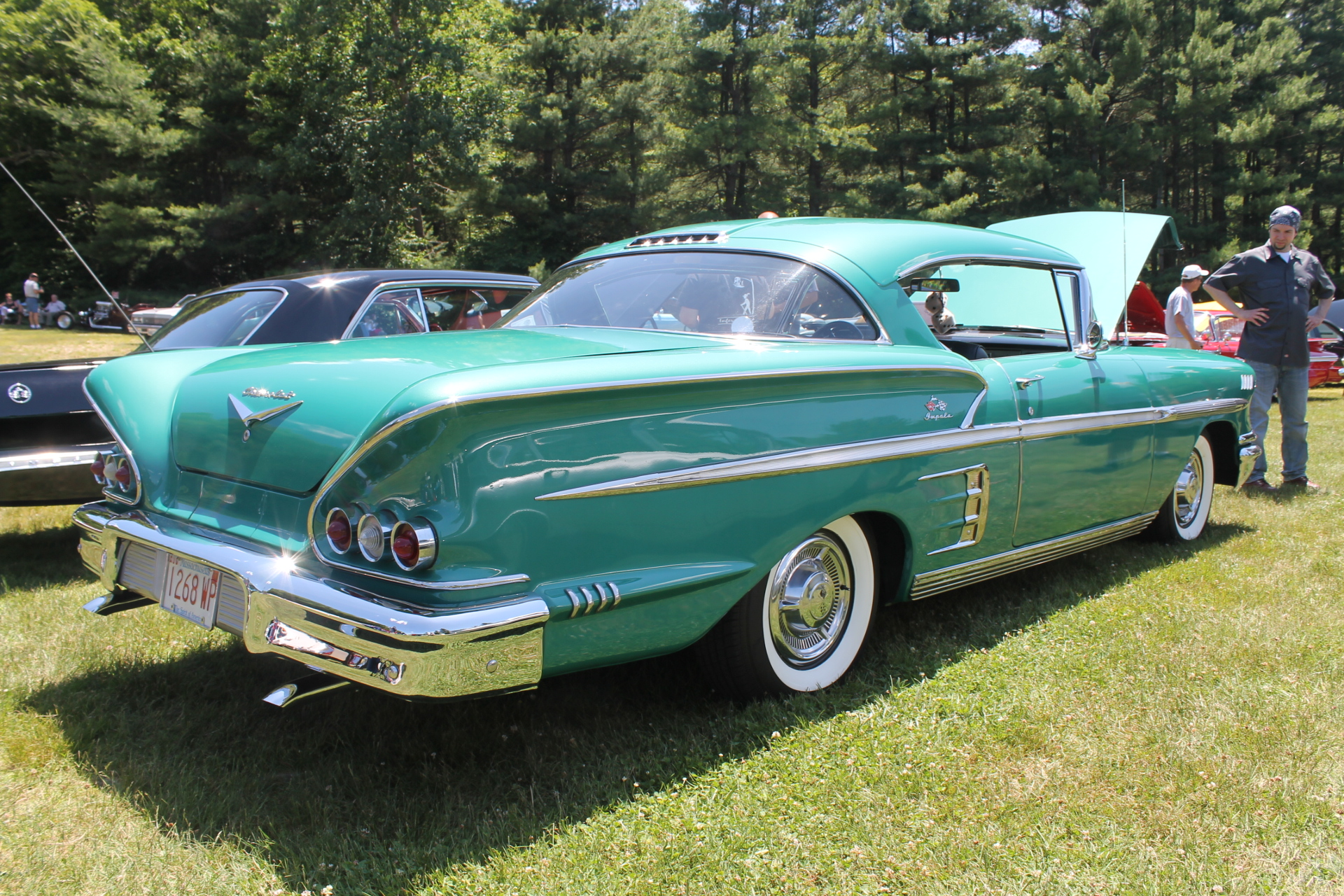 1958 Chevrolet Impala  A One Year Wonder   The