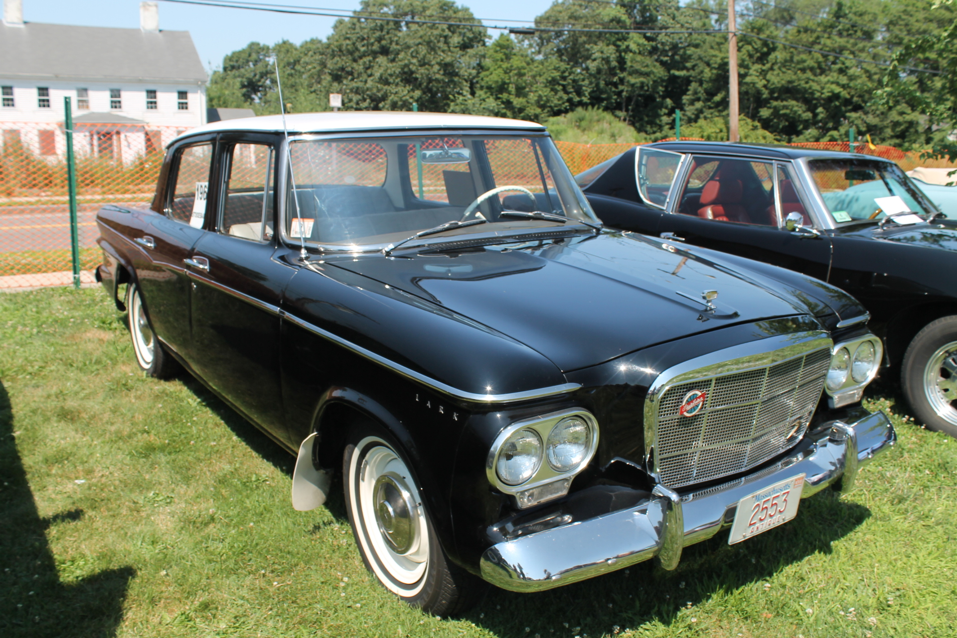 Studebakers Won The First Two Shell 4000 Rallies   Studebaker Lark 4 Door 1962  4