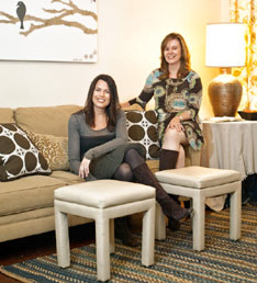 Lisa Robison & Kim Turner
