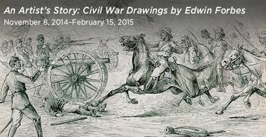 civil war drawings