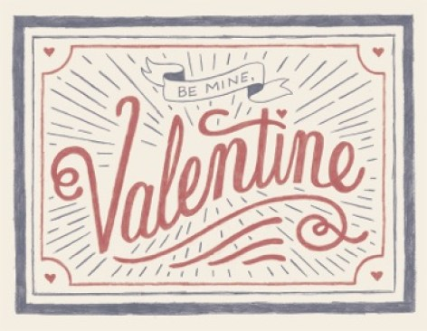 Valentine - Be Mine