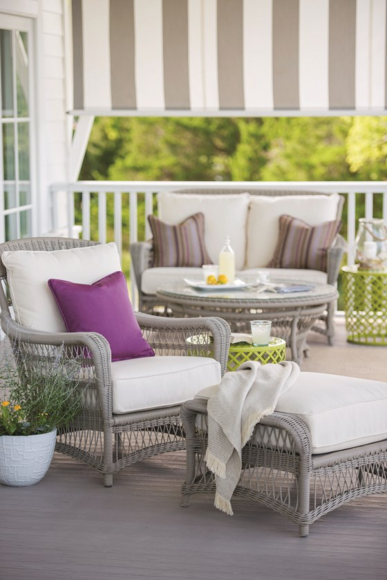 2013 Coast Living Magazine Idea Home, Sunbrella
