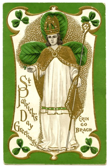 st patricks greeting