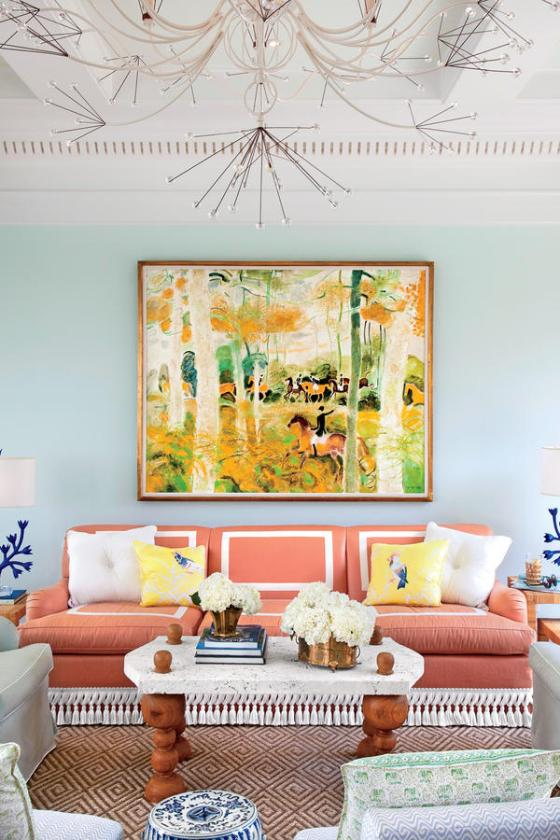 Design by Celerie Kemble; Photo by Laurey W. Glenn courtesy of SouthernLiving.com