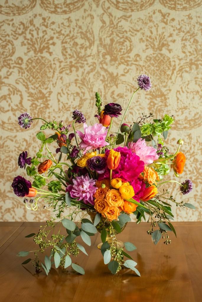 Steve McKenzie floral