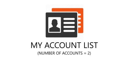 accountlist