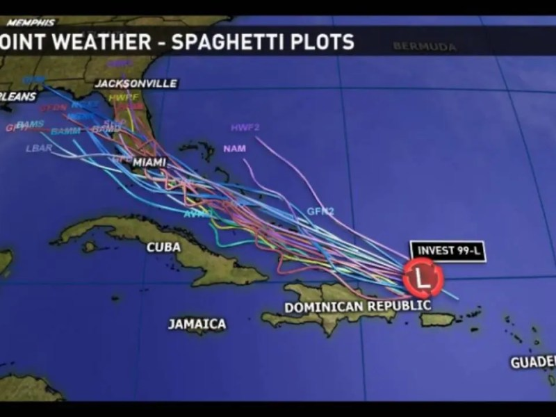 Dynamics 365 – Hurricane forecast to hit Channel