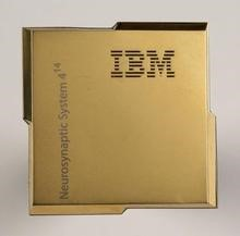 IBM neurosynaptic chip (IBM Research)