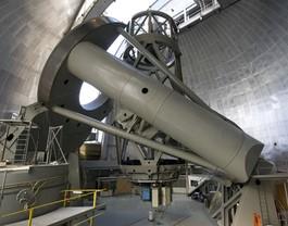 Hale Telescope (Caltech)